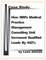 IBM Lead Generation Case Study